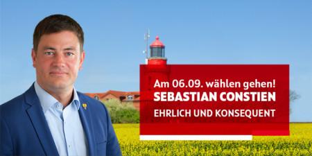 Am 06.09.2020 Sebastian Constien wählen.