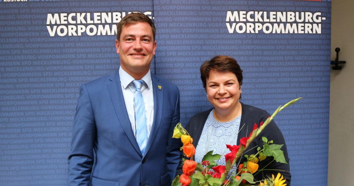 Landratswahl Landkreis Rostock
