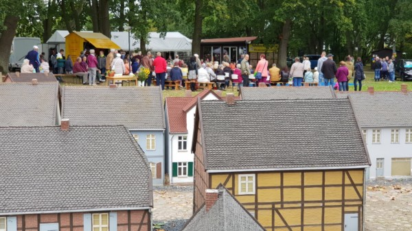 Miniaturstadt Bützow