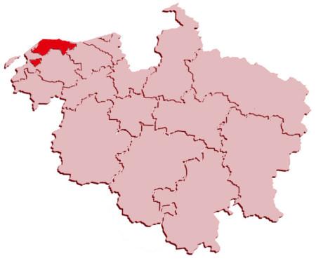 Karte OV Kuehlungsborn