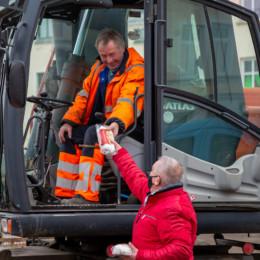 SPD besucht Baustellen