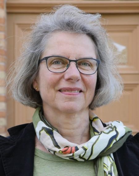 Schriftführerin Sabine vom Bruch