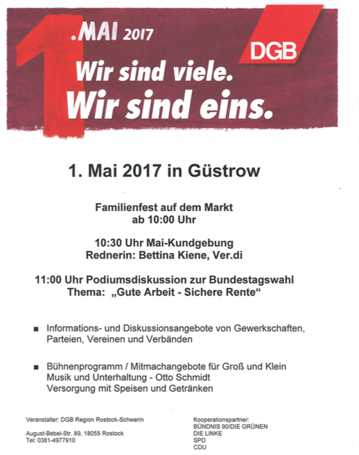 20170501 1 Mai Guestrow